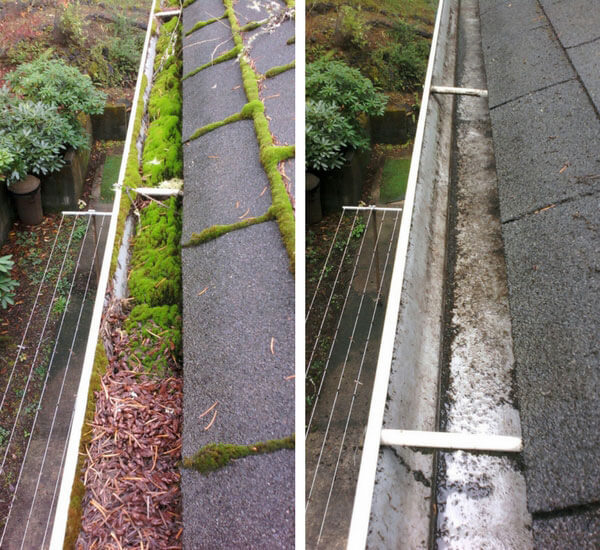 Corvallis Gutter Cleaning